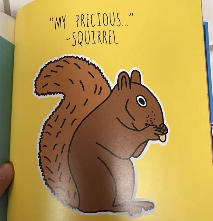 grandma buys Hilariously Shocking Adult Book my precious