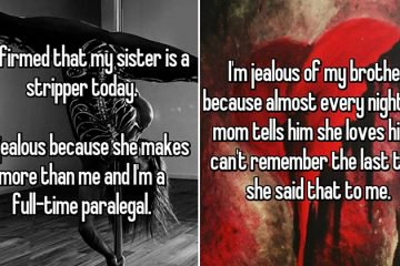 sibling jealousy