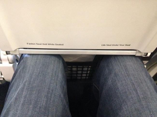 Amusing Photos Tall People leg room