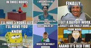 Amusing Work Related Memes That We Can Identify With