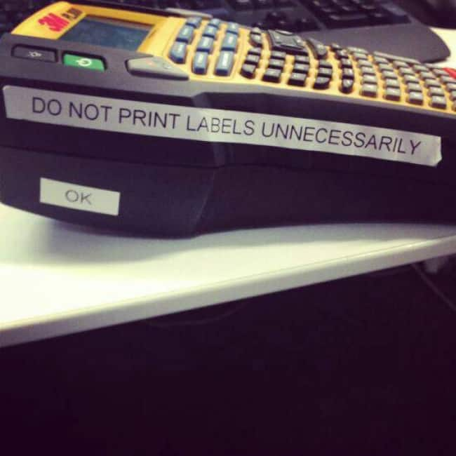 Anarchists Who Do Not Care do not print labels