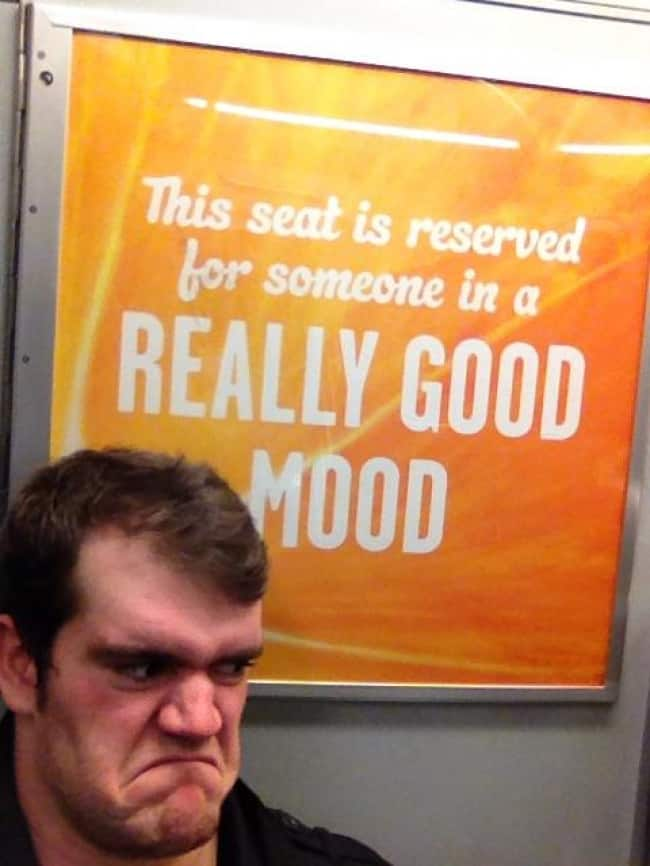 Anarchists Who Do Not Care reserved seat