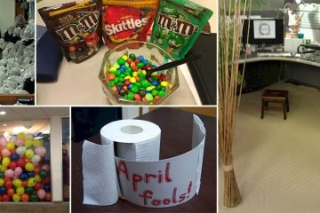 Awesome Office Pranks To Annoy Your Colleagues