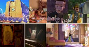 Awesomely Magical Pixar Easter Eggs You May Not Have Noticed Before