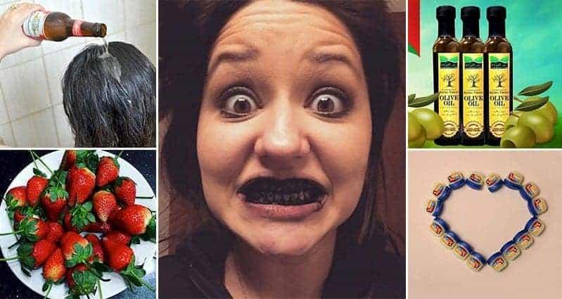 Bizarre Beauty Hacks That Actually Work