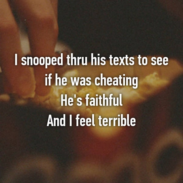 Catch Their Partners Cheating snooped through texts
