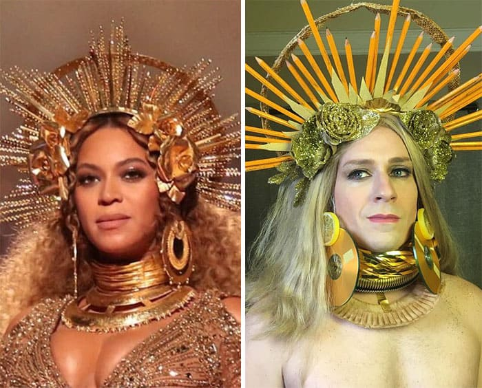 Celebrity Outfits tom lenk beyonce