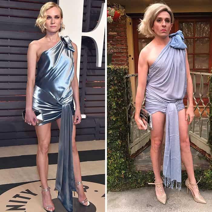 Celebrity Outfits tom lenk diane kruger