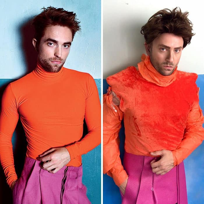 Celebrity Outfits tom lenk robert pattinson