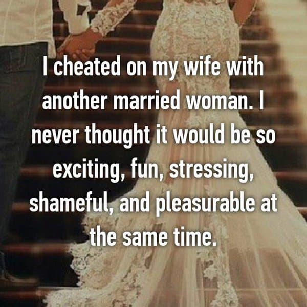 Confessions From Cheating Spouses mixed emotions