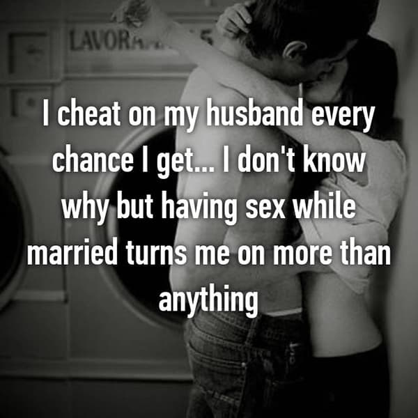 Confessions From Cheating Spouses turns me on