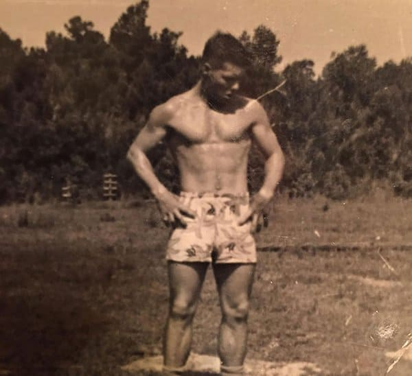 Cool Grandparents great body