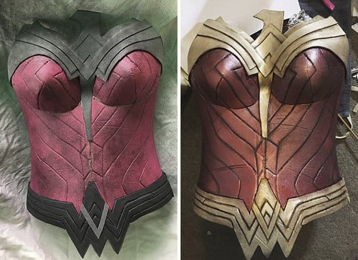 Painted Costume
