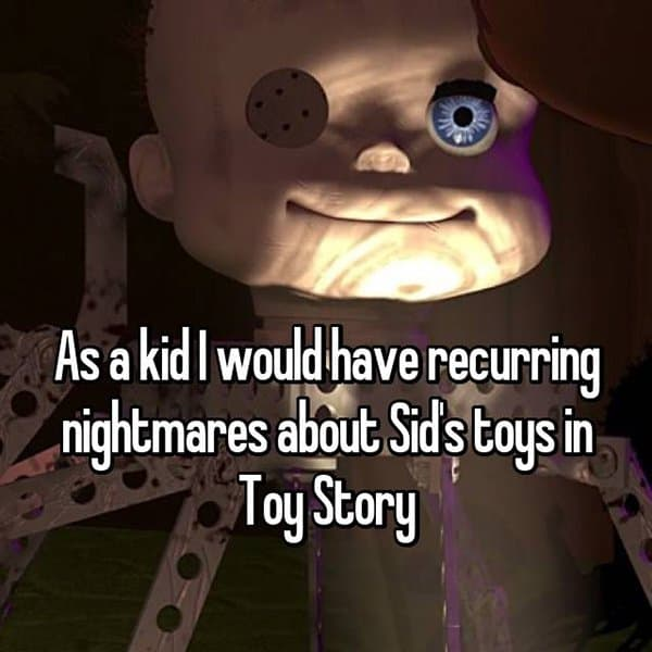 Creepy Things In Disney Movies sids toys toy story