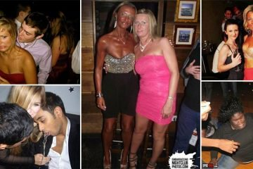 Embarrassing Nightclub Photographs Which Are Also Extremely Hilarious