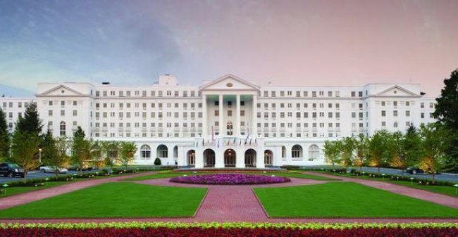 Greenbrier Resort, Virginia, USA