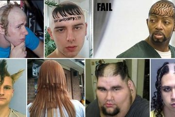 Hair Related Disasters That Will Make You Feel Better About Your Own Bad Hair Day