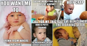 Hilarious Baby Memes That Will Brighten Up Your Day