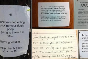 Hilarious Notes Left By Neighbors That Will Make You Giggle