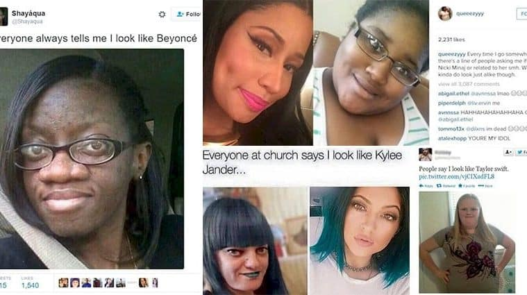 Hilarious People Who Think They Look Like Celebrities