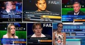 Hilariously Awkward And Entertaining TV Show Fails