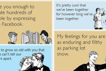 Honest Love E-Cards For Those With A Sense Of Humor