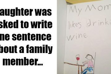 Kids Drawings Embarrassed Parents