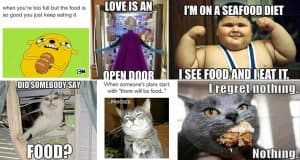 Memes That Accurately Describe Your Relationship With Food