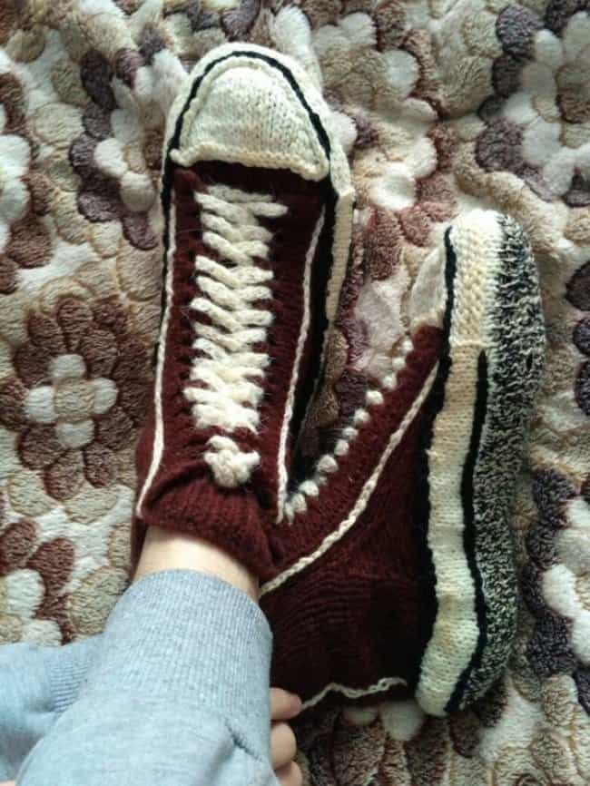 Moms Make Everything Better converse slippers