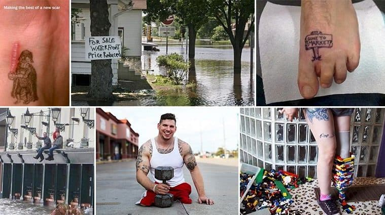 Photos Of Courageous People Triumphing In The Face Of Adversity