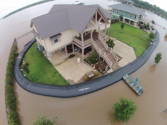 Photos Of Nature house flood protection