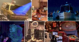 Pixar Movie Easter Eggs You Might Have Missed