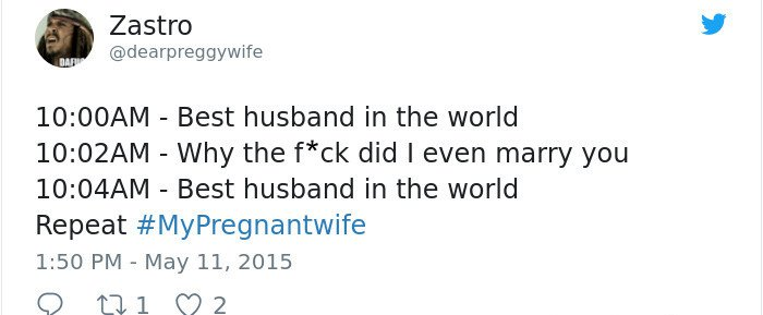 Pregnant Wife Problems best husband