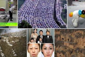 Random Facts You Probably Didn't Want To Know About China