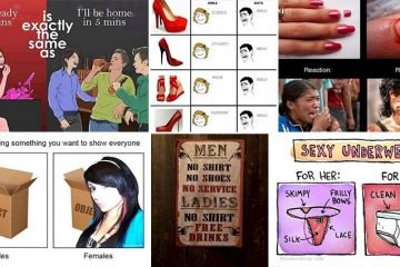 Real Differences Between Men And Women
