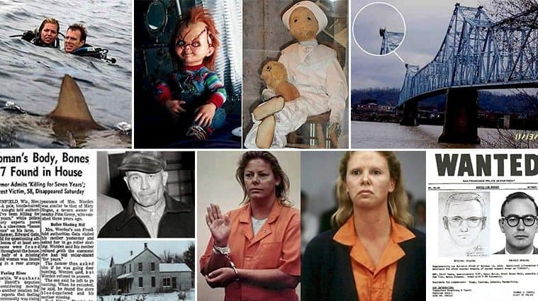 Scary Movies Which Are Based On Terrifying Real-Life Events