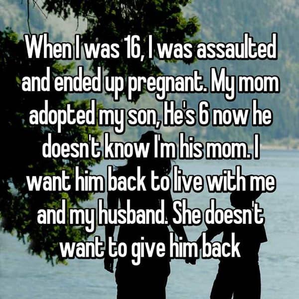 Shocking Adoption Secrets i want him back