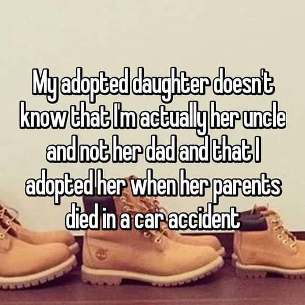 Shocking Adoption Secrets im her uncle