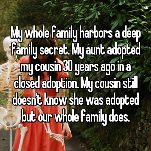 Shocking Adoption Secrets whole family does