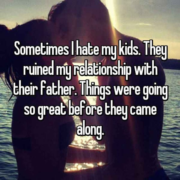 Shocking Confessions From Parents ruined relationship