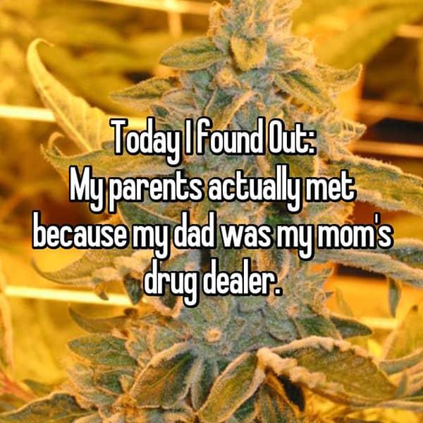 Shocking Secrets About Parents drug dealer