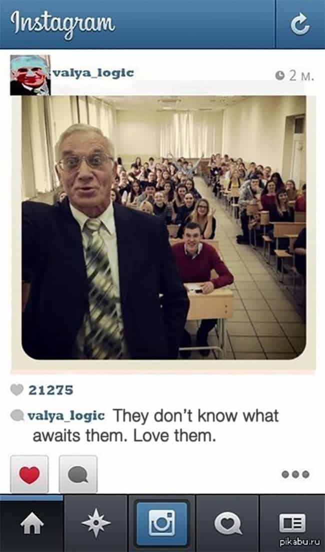 Teachers With An Awesome Sense Of Humor they dont know what awaits them