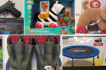 The Most Dangerous Toys Of 2015 According To 'WATCH'