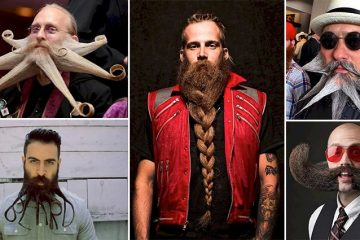 The Most Elaborate Beards That You've Ever Seen