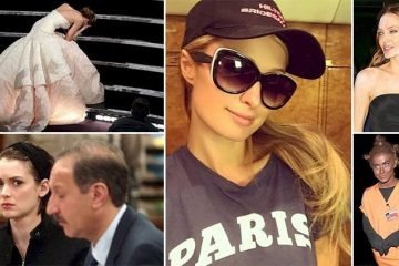 The Most Embarrassing Celebrity Moments Ever