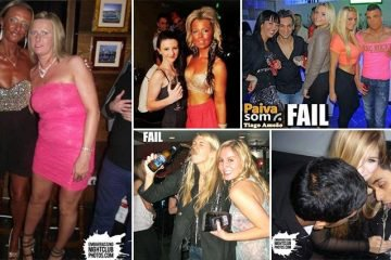 The Most Embarrassing Nightclub Photos You've Ever Seen