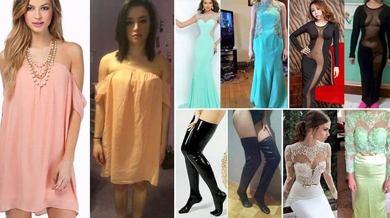 The Most Shocking Online Clothes Purchases Ever