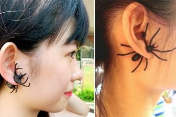 These Gross Bug Earrings Are So Lifelike That It Will Freak You Out