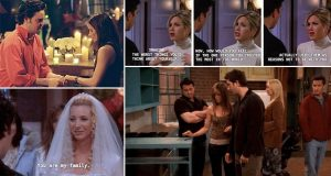 Times When Friends Hit You Right In The Feels