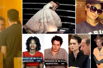 Totally Embarrassing Celebrity Moments